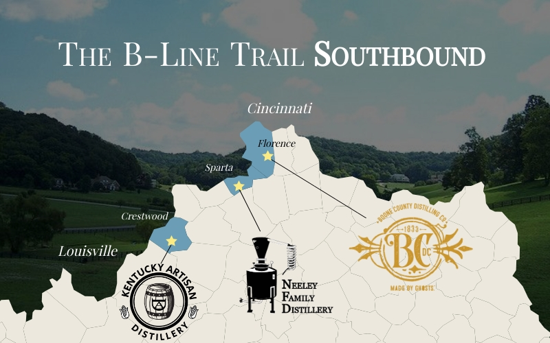 The B-Line Trail: SOUTH BOUND