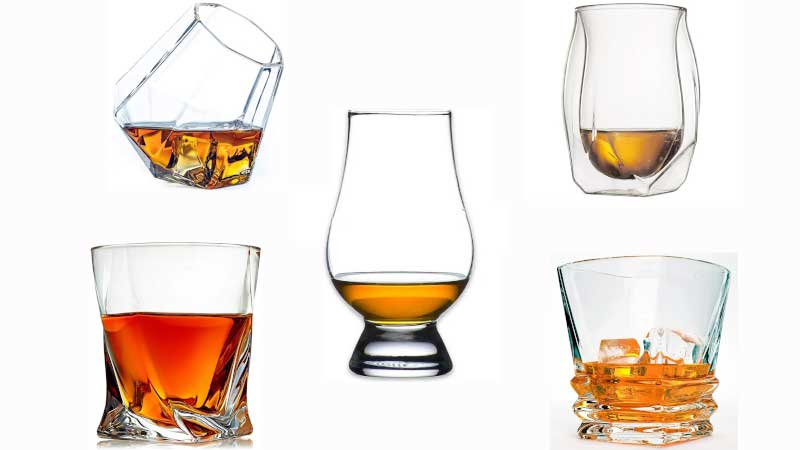 Bourbon Glassware