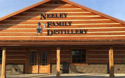 Featured Distillery:  NEELEY FAMILY DISTILLERY